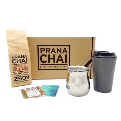 Starter box with new mug (CHAI new package) webpage use